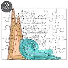 Mark 11 23 Bible Verse Puzzle