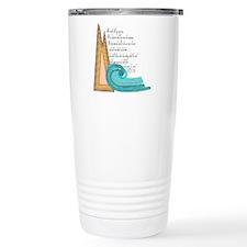 Mark 11 23 Bible Verse Travel Coffee Mug