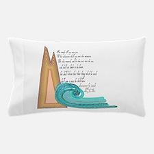 Mark 11 23 Bible Verse Pillow Case