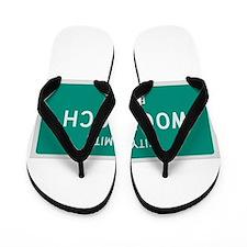 Woodloch, Texas City Limits Flip Flops