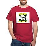 Free Online Chess Dark T-Shirt