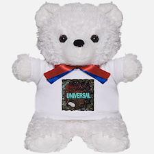 universal art illustration Teddy Bear