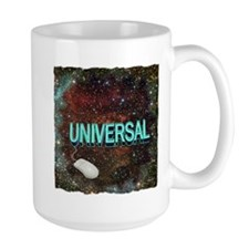 universal art illustration Mug