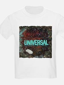 universal art illustration T-Shirt