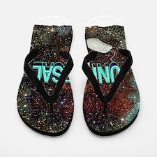 universal art illustration Flip Flops