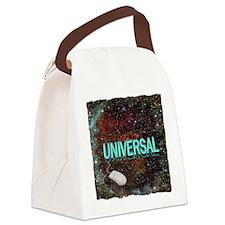 universal art illustration Canvas Lunch Bag