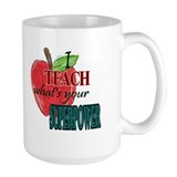 Teacher superpower Coffee Mugs
