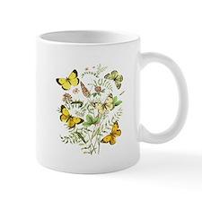 French Butterflies Mug