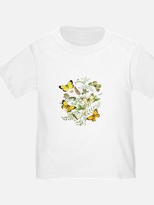 French Butterflies T-Shirt