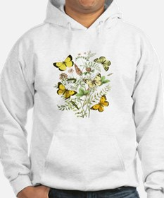 French Butterflies Hoodie