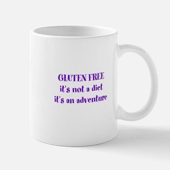 GLUTEN FREE adventure Mug