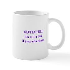 GLUTEN FREE adventure Small Mug