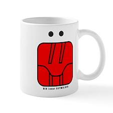 RED Lunar SKYWALKER Mug