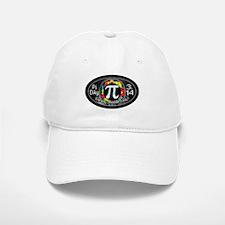 Pi Day 3.14 Black Baseball Baseball Cap
