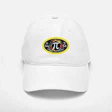 Pi Day 3.14 Yellow Ring Baseball Baseball Cap