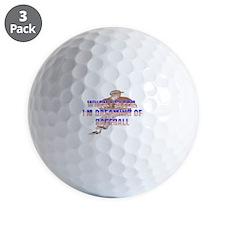 TOP Baseball Dreams Golf Ball
