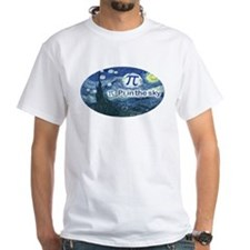 Pi in the Sky Oval Shirt