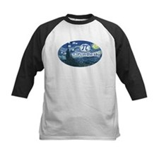 Pi in the Sky Oval Tee