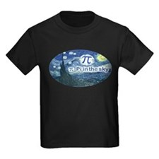 Pi in the Sky Oval T