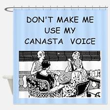 canasta Shower Curtain
