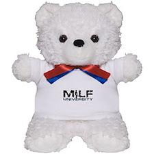 MILF M.I.L.F. UNIVERSITY Teddy Bear