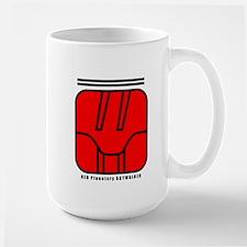RED Magnetic SKYWALKER Mug