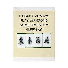 mahjong Twin Duvet