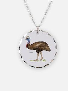 Cassowary Bird Necklace