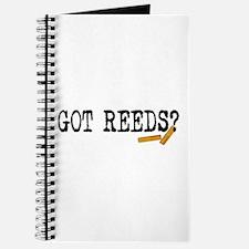 Got Reeds? Journal