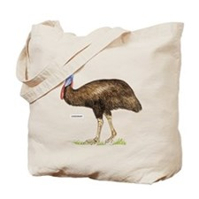 Cassowary Bird Tote Bag
