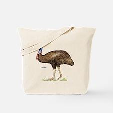 Cassowary Bird Tote Bag
