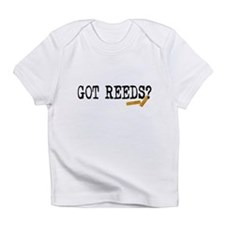 Got Reeds? Infant T-Shirt
