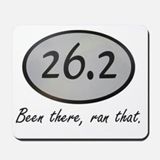 Been There 26.2 Mousepad