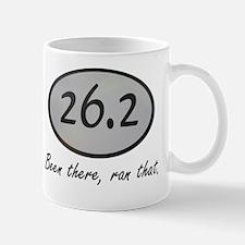 Been There 26.2 Mug