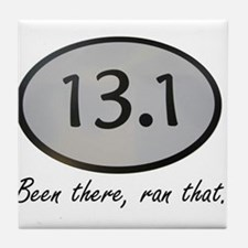 Been There 13.1 Tile Coaster