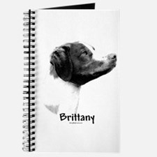Brittany Charcoal Journal