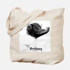 Brittany Charcoal Tote Bag