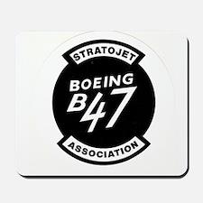 B-47 STRATOJET ASSOCIATION LOGO Mousepad