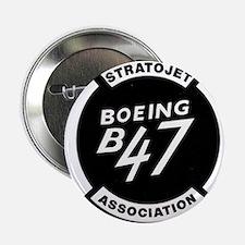 "B-47 STRATOJET ASSOCIATION LOGO 2.25"" Button"