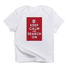 Keep Calm and Search On (High Angle Teams) Infant
