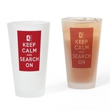 Keep Calm and Search On (High Angle Teams) Drinkin