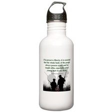 Hunting Generations Water Bottle