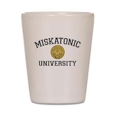Miskatonic University - Shot Glass