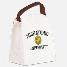 Miskatonic University - Canvas Lunch Bag