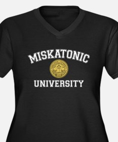 Miskatonic University - Women's Plus Size V-Neck D