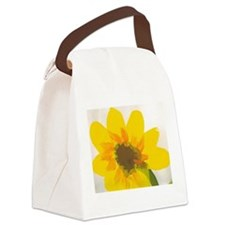 Christophers Sunflower. Canvas Lunch Bag