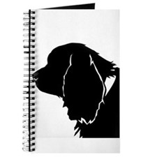 Sussex spaniel silhouette Journal