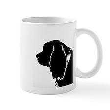 Sussex spaniel silhouette Mug