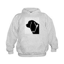 Sussex spaniel silhouette Hoodie