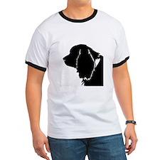 Sussex spaniel silhouette T-Shirt